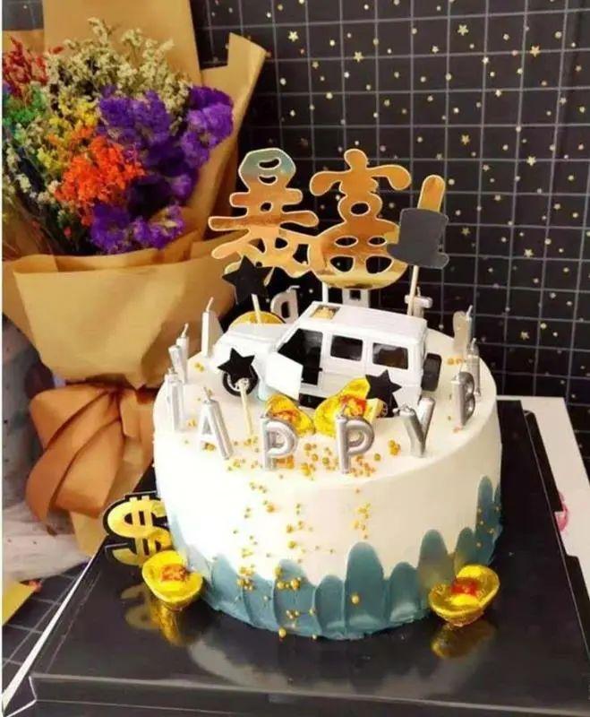 【西安三环内免费配送|6寸/8寸蛋糕】59元/79元抢门市价138元/188元的网红蛋糕14选1 颜值和口味俱佳 满足你挑剔的味蕾 足不出户吃蛋糕
