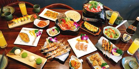 星光大道【魟阳日式料理·铁板烧】霸屏杭城的平价日式料理餐厅,一键打卡纯正地道日式风味,现138/268元可享豪华双人/四人套餐…