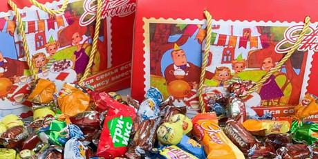 【年货必备|一年卖出1万吨】39.9元起抢2斤俄罗斯巧克力糖!10种口味混搭,香醇浓郁,甜而不腻!